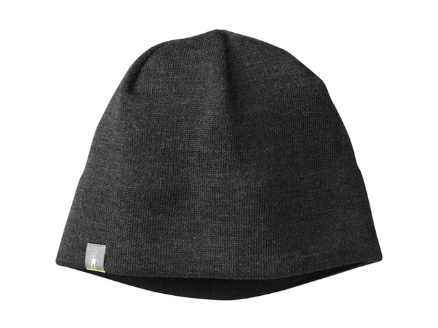 Smartwool The Lid Beanie charcoal heather